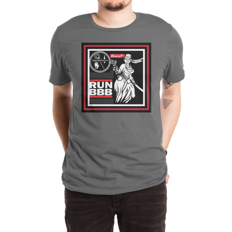Dirty Harriet BiscuiT Men's T-Shirt by BigBlackBiscuit's Artist Shop
