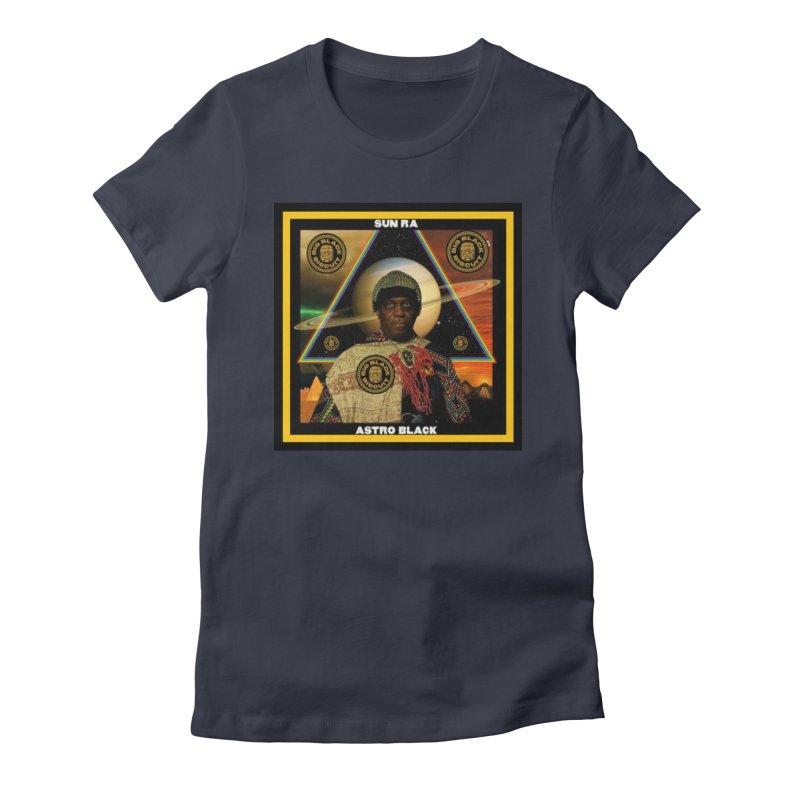 Sun Sun RA Women's T-Shirt by BigBlackBiscuit's Artist Shop