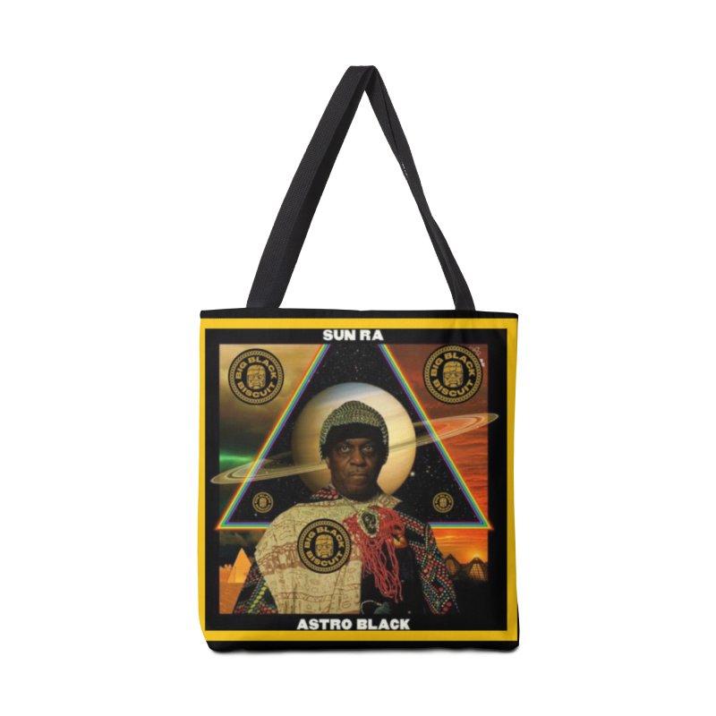 Sun Sun RA Accessories Bag by BigBlackBiscuit's Artist Shop