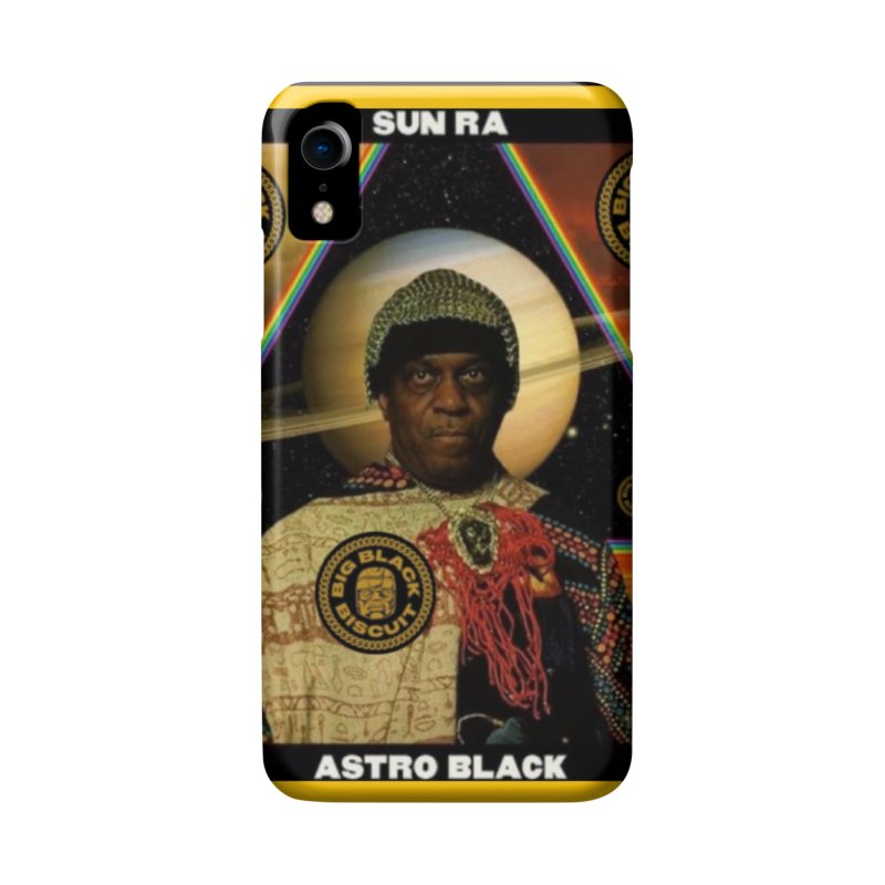 Sun Sun RA Accessories Phone Case by BigBlackBiscuit's Artist Shop