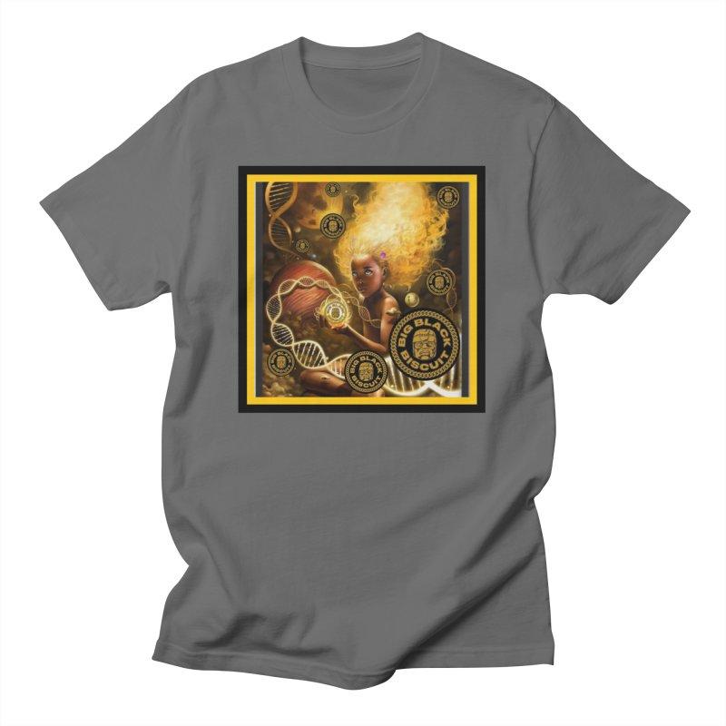 Blonde Brown Baby Men's T-Shirt by BigBlackBiscuit's Artist Shop