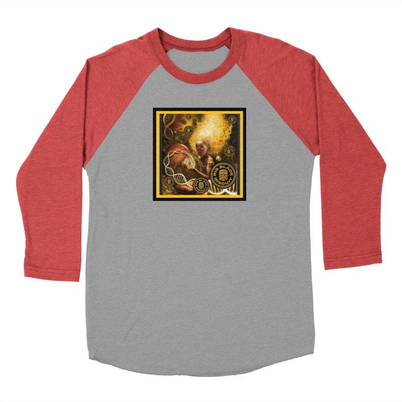 Blonde Brown Baby Men's Longsleeve T-Shirt by BigBlackBiscuit's Artist Shop