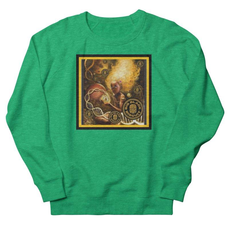 Blonde Brown Baby Women's Sweatshirt by BigBlackBiscuit's Artist Shop