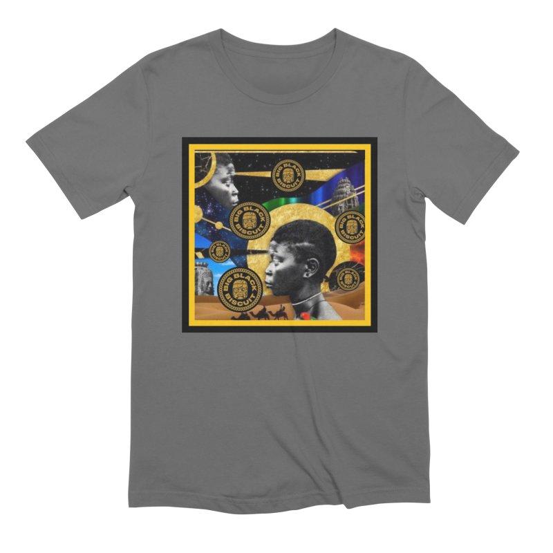 SuperSonicSista Men's T-Shirt by BigBlackBiscuit's Artist Shop