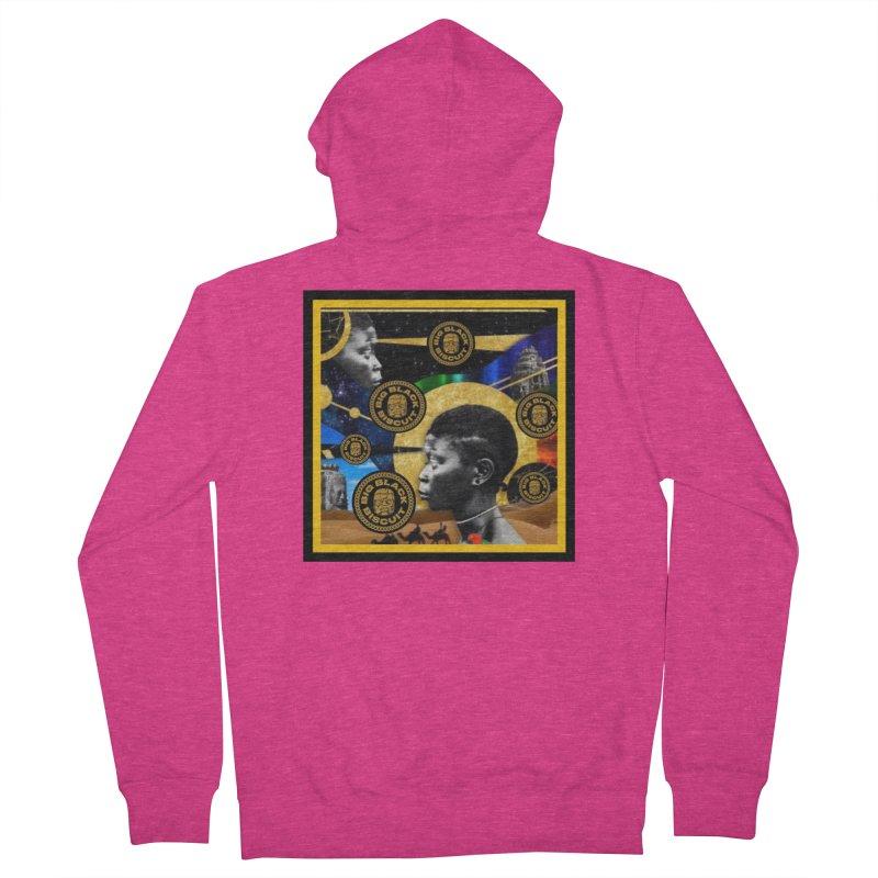 SuperSonicSista Women's Zip-Up Hoody by BigBlackBiscuit's Artist Shop