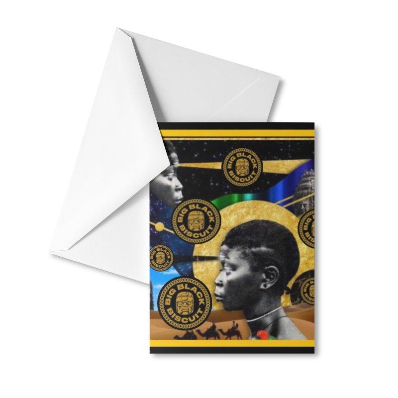 SuperSonicSista Accessories Greeting Card by BigBlackBiscuit's Artist Shop