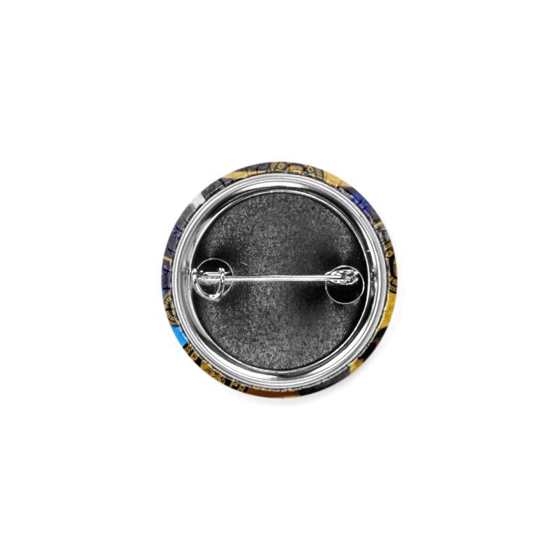 SuperSonicSista Accessories Button by BigBlackBiscuit's Artist Shop
