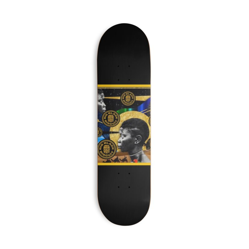 SuperSonicSista Accessories Skateboard by BigBlackBiscuit's Artist Shop