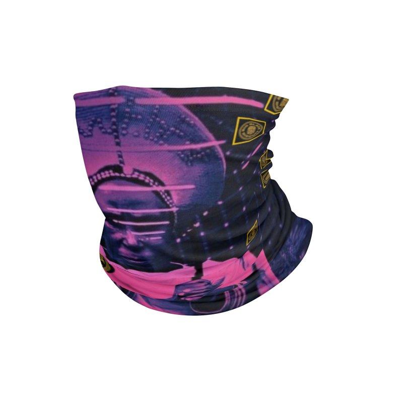 Cosmic Ambiance Accessories Neck Gaiter by BigBlackBiscuit's Artist Shop