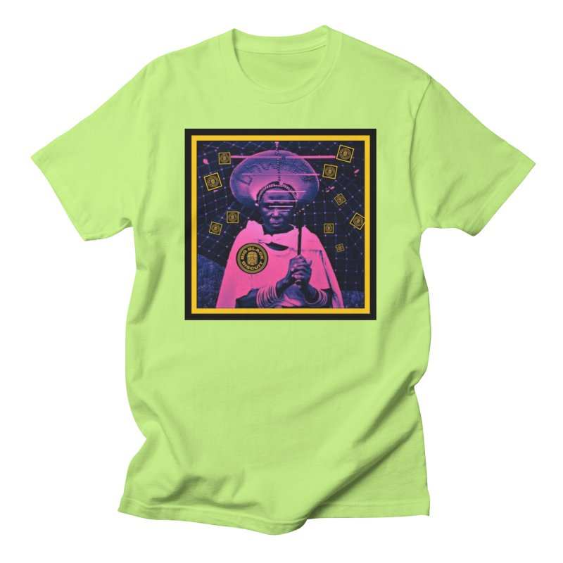 Cosmic Ambiance Men's T-Shirt by BigBlackBiscuit's Artist Shop