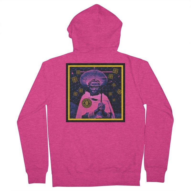 Cosmic Ambiance Women's Zip-Up Hoody by BigBlackBiscuit's Artist Shop