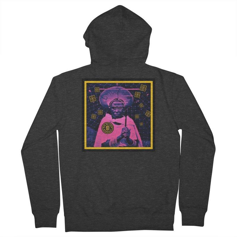 Cosmic Ambiance Men's Zip-Up Hoody by BigBlackBiscuit's Artist Shop