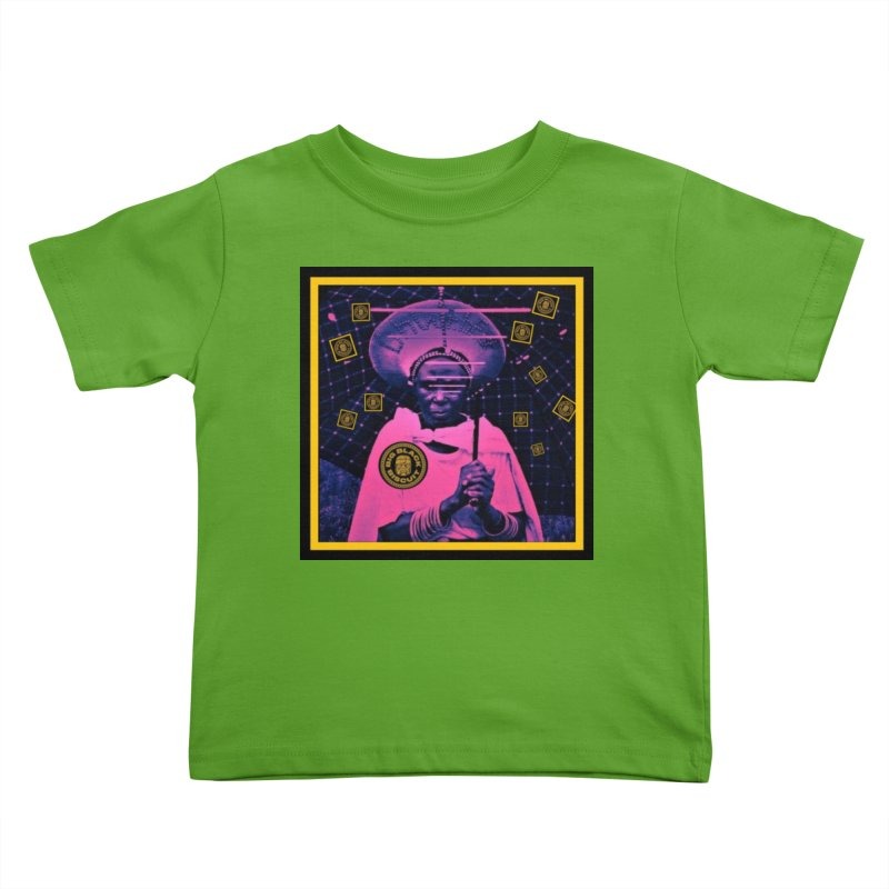 Cosmic Ambiance Kids Toddler T-Shirt by BigBlackBiscuit's Artist Shop
