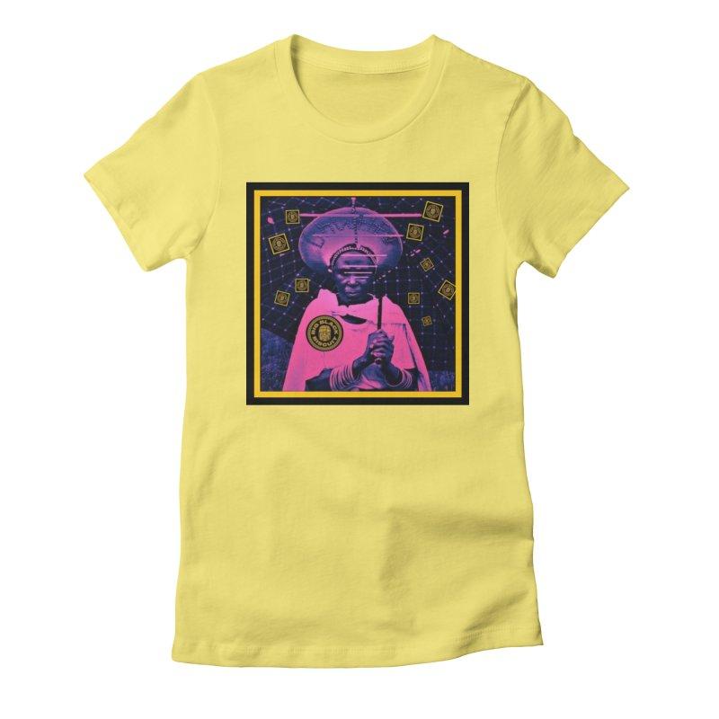 Cosmic Ambiance Women's T-Shirt by BigBlackBiscuit's Artist Shop