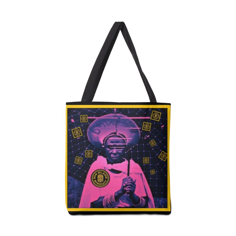 Cosmic Ambiance Accessories Bag by BigBlackBiscuit's Artist Shop