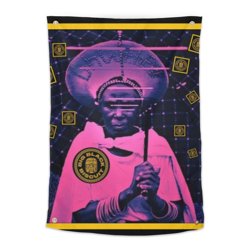 Cosmic Ambiance Home Tapestry by BigBlackBiscuit's Artist Shop