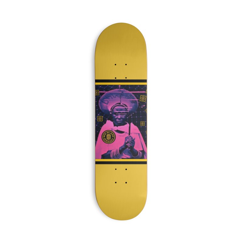 Cosmic Ambiance Accessories Skateboard by BigBlackBiscuit's Artist Shop