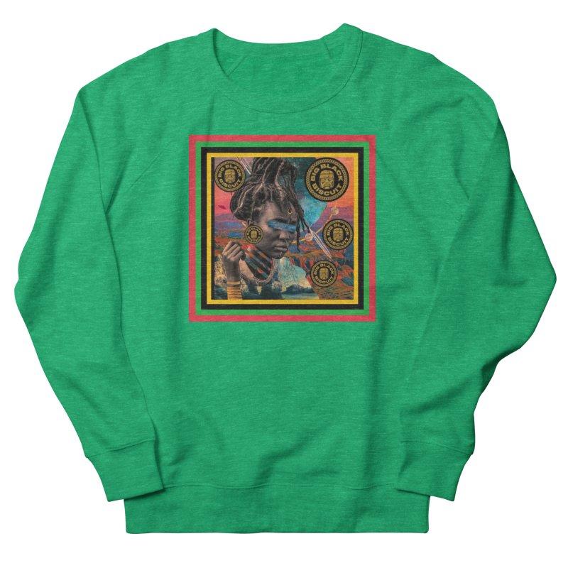 Rasta Queen Women's Sweatshirt by BigBlackBiscuit's Artist Shop