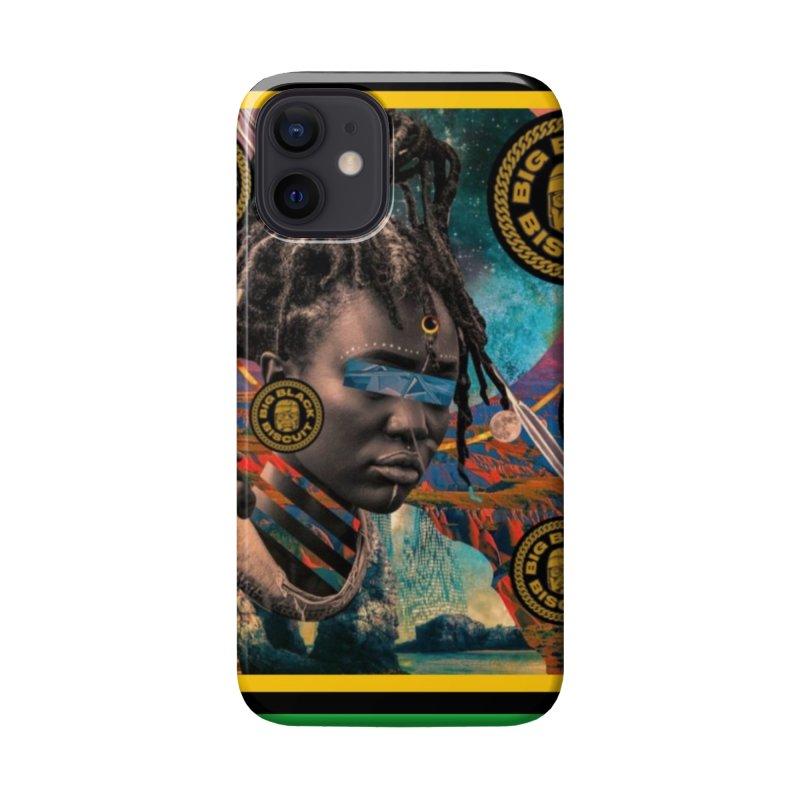 Rasta Queen Accessories Phone Case by BigBlackBiscuit's Artist Shop