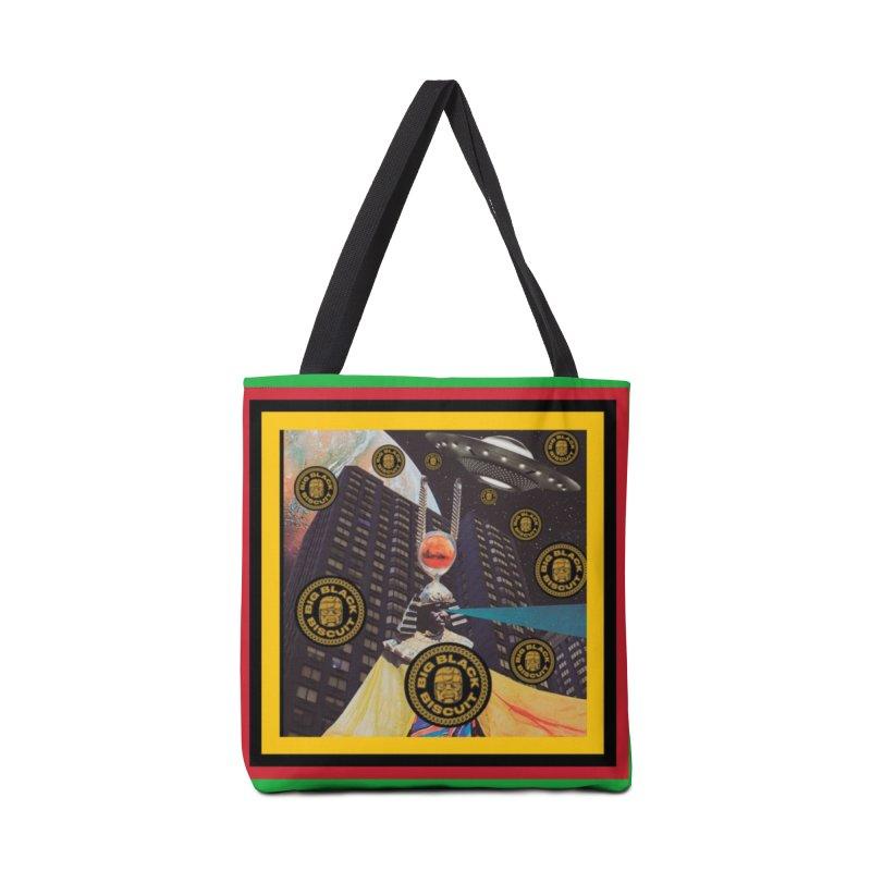 Moonbeam UFO Accessories Bag by BigBlackBiscuit's Artist Shop
