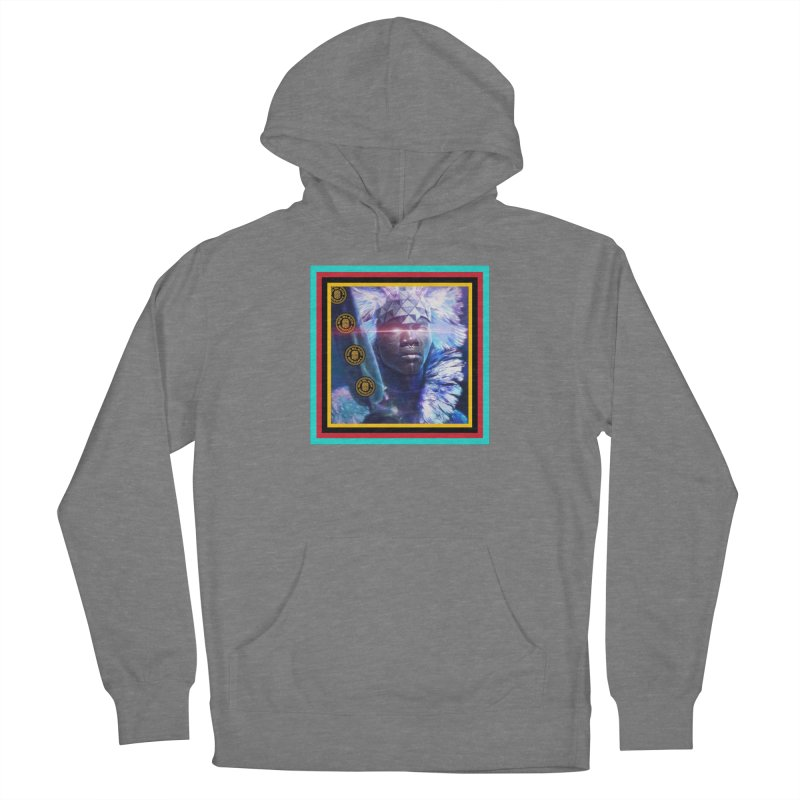 Antarctica Alliance Men's Pullover Hoody by BigBlackBiscuit's Artist Shop