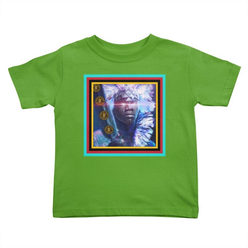 Antarctica Alliance Kids Toddler T-Shirt by BigBlackBiscuit's Artist Shop