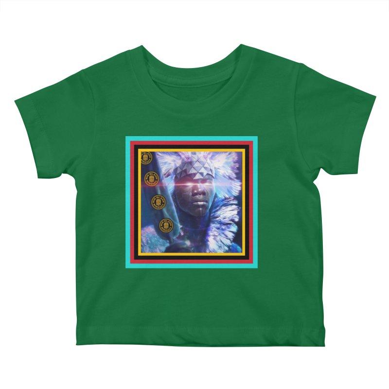Antarctica Alliance Kids Baby T-Shirt by BigBlackBiscuit's Artist Shop