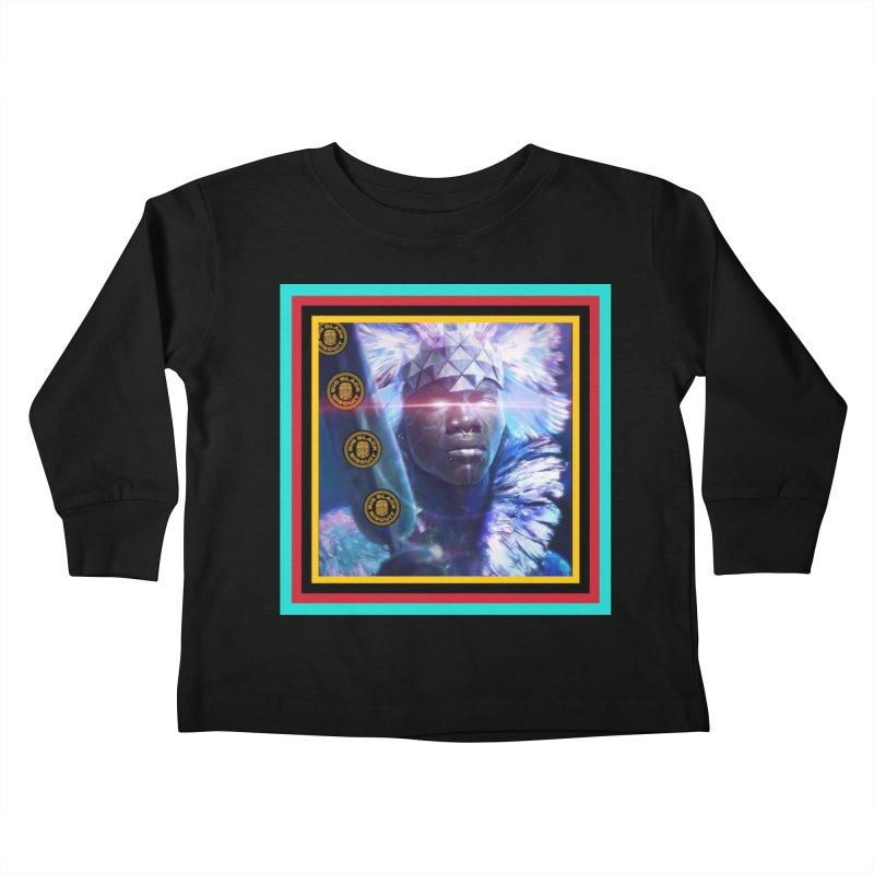 Antarctica Alliance Kids Toddler Longsleeve T-Shirt by BigBlackBiscuit's Artist Shop
