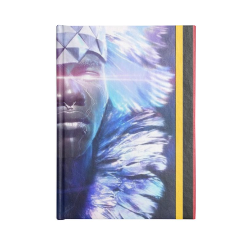 Antarctica Alliance Accessories Notebook by BigBlackBiscuit's Artist Shop