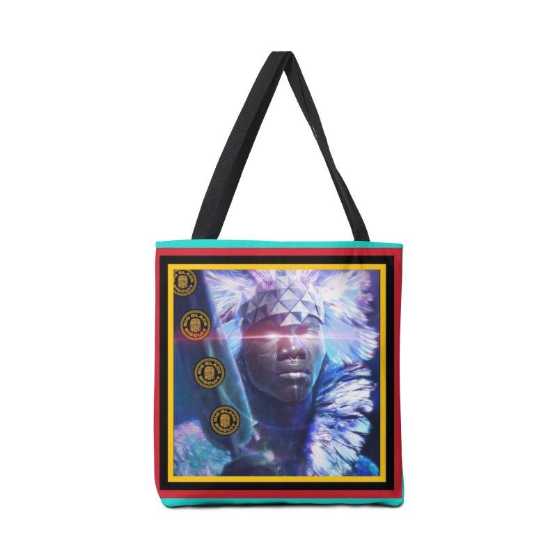 Antarctica Alliance Accessories Bag by BigBlackBiscuit's Artist Shop