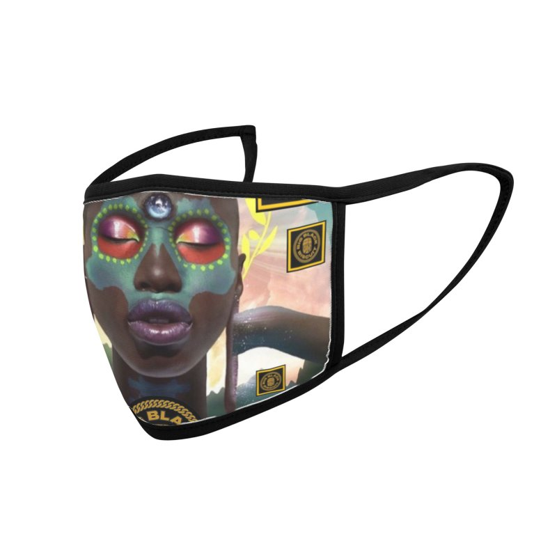 The Essential Elements Accessories Face Mask by BigBlackBiscuit's Artist Shop
