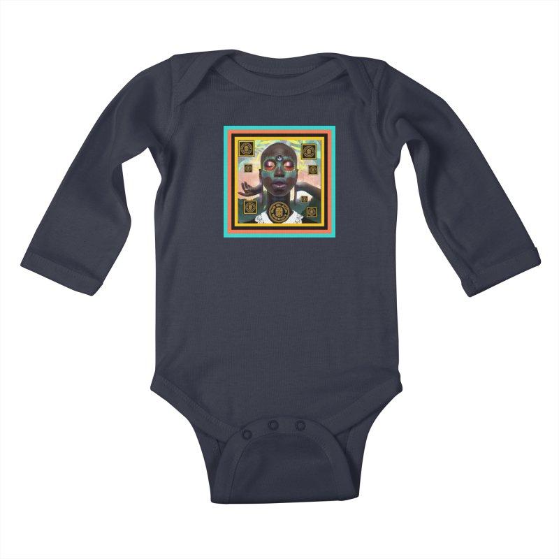 The Essential Elements Kids Baby Longsleeve Bodysuit by BigBlackBiscuit's Artist Shop