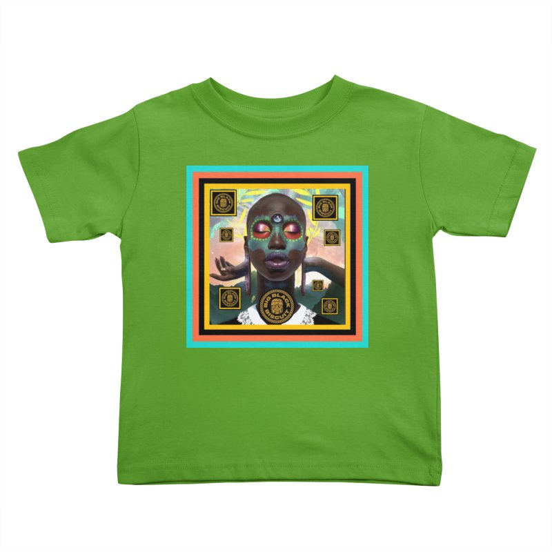 The Essential Elements Kids Toddler T-Shirt by BigBlackBiscuit's Artist Shop