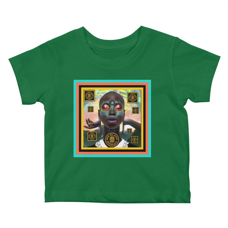 The Essential Elements Kids Baby T-Shirt by BigBlackBiscuit's Artist Shop
