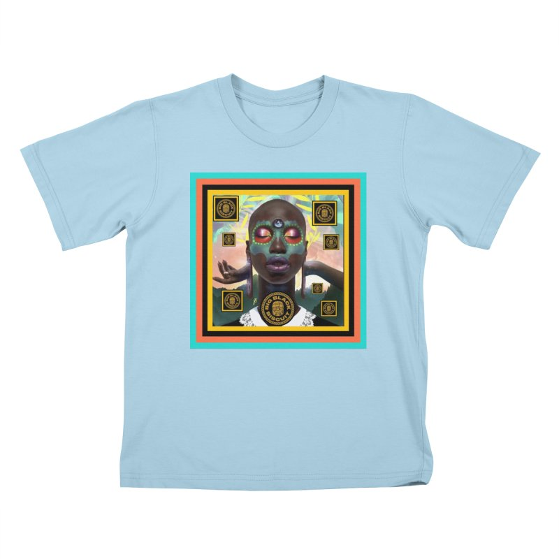 The Essential Elements Kids T-Shirt by BigBlackBiscuit's Artist Shop