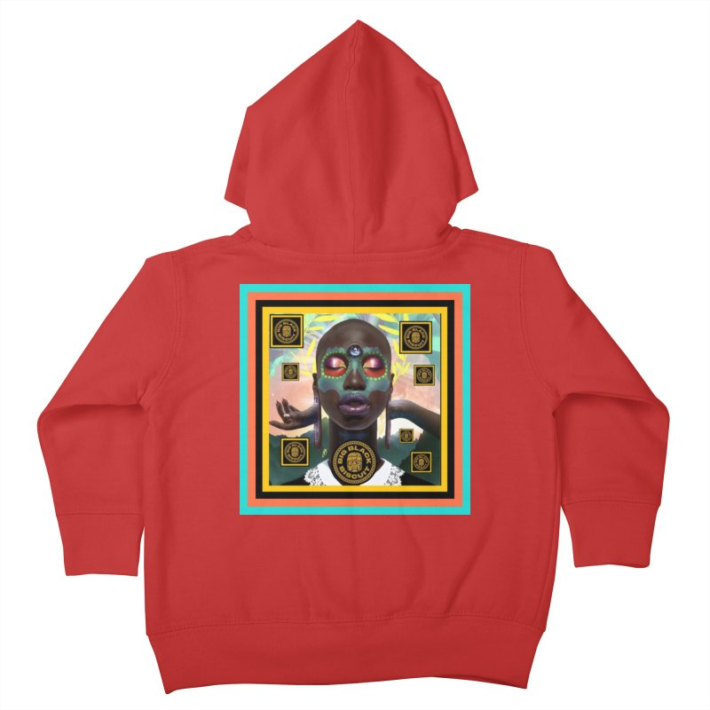 The Essential Elements Kids Toddler Zip-Up Hoody by BigBlackBiscuit's Artist Shop
