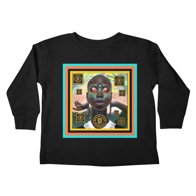 The Essential Elements Kids Toddler Longsleeve T-Shirt by BigBlackBiscuit's Artist Shop