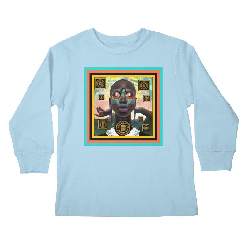 The Essential Elements Kids Longsleeve T-Shirt by BigBlackBiscuit's Artist Shop