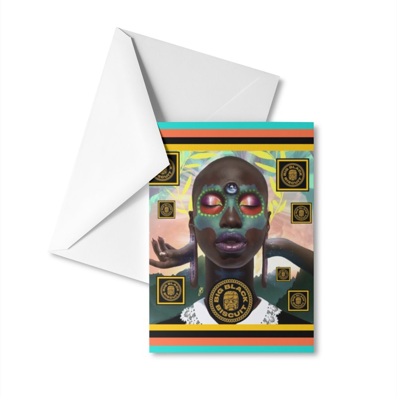 The Essential Elements Accessories Greeting Card by BigBlackBiscuit's Artist Shop