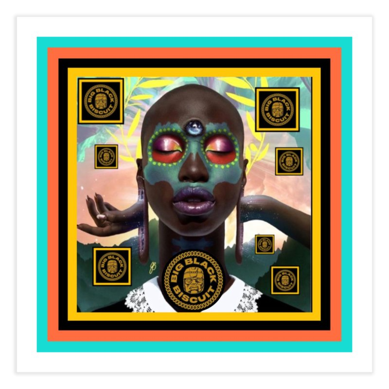The Essential Elements Home Fine Art Print by BigBlackBiscuit's Artist Shop