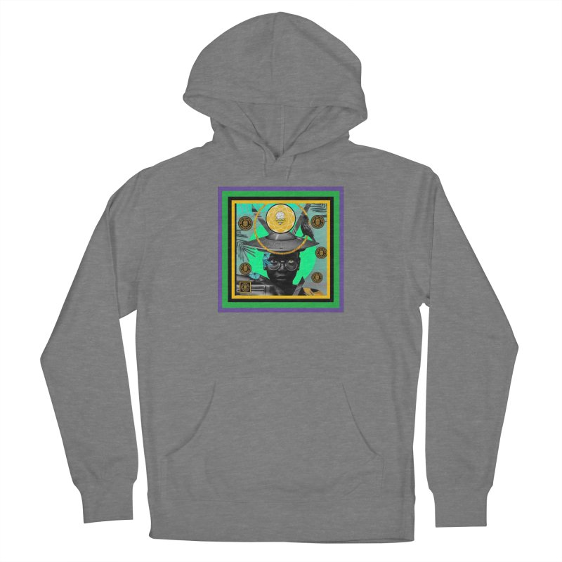 Subconsciously Reflecting Women's Pullover Hoody by BigBlackBiscuit's Artist Shop