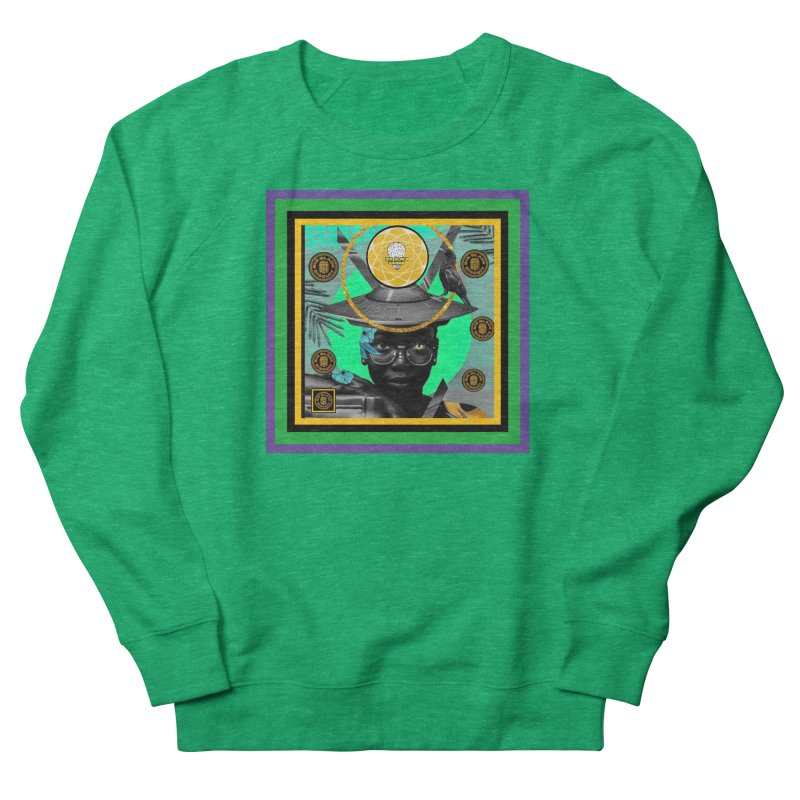 Subconsciously Reflecting Women's Sweatshirt by BigBlackBiscuit's Artist Shop