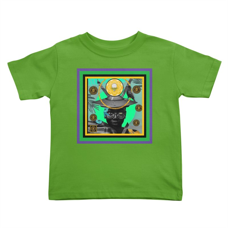 Subconsciously Reflecting Kids Toddler T-Shirt by BigBlackBiscuit's Artist Shop