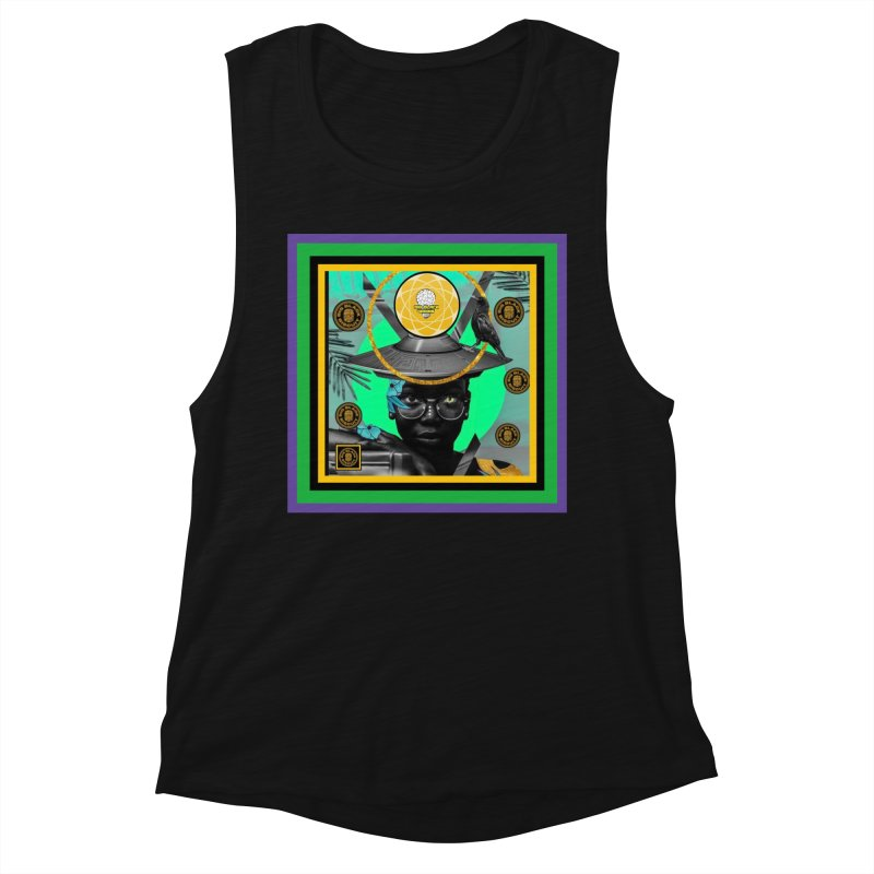 Subconsciously Reflecting Women's Tank by BigBlackBiscuit's Artist Shop