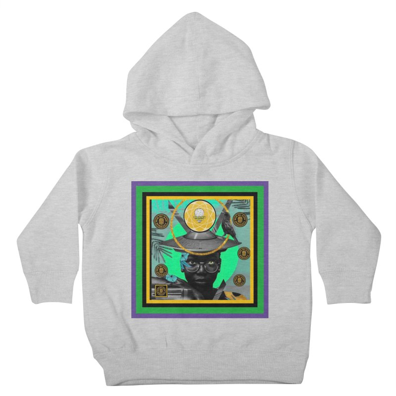 Subconsciously Reflecting Kids Toddler Pullover Hoody by BigBlackBiscuit's Artist Shop