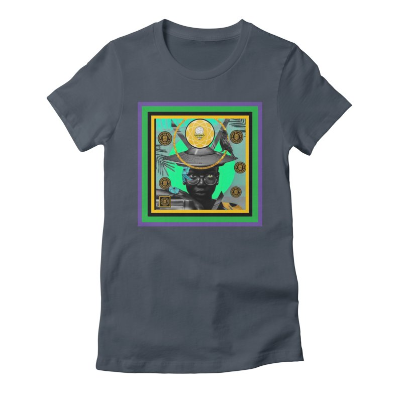 Subconsciously Reflecting Women's T-Shirt by BigBlackBiscuit's Artist Shop
