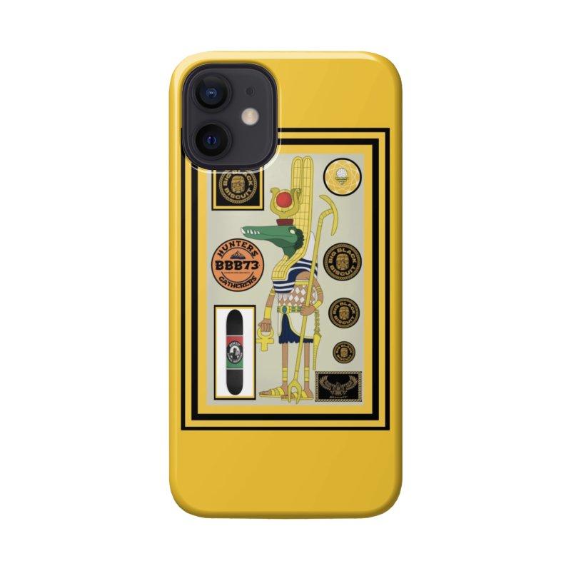 Sobek skate Symbiosis Accessories Phone Case by BigBlackBiscuit's Artist Shop