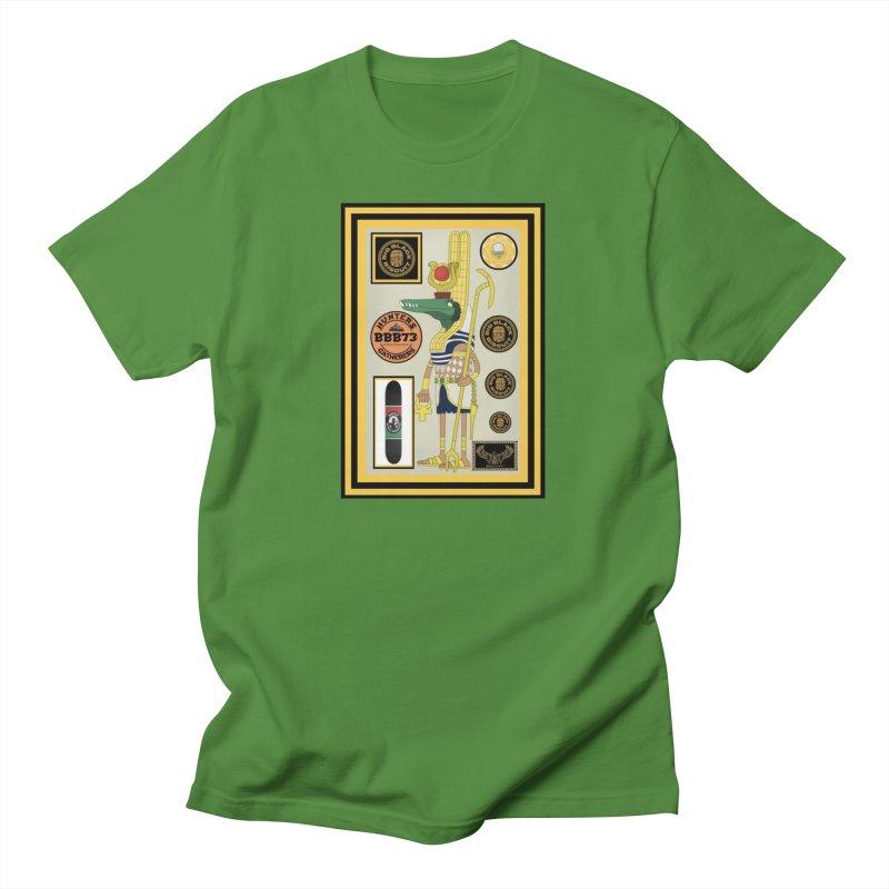 Sobek skate Symbiosis Men's T-Shirt by BigBlackBiscuit's Artist Shop