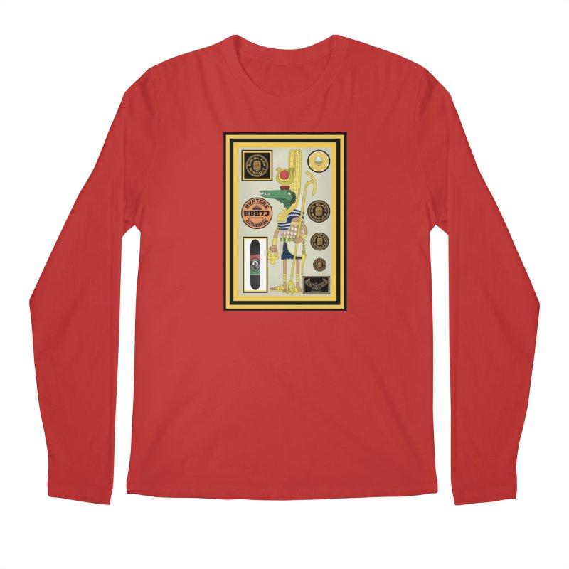 Sobek skate Symbiosis Men's Longsleeve T-Shirt by BigBlackBiscuit's Artist Shop