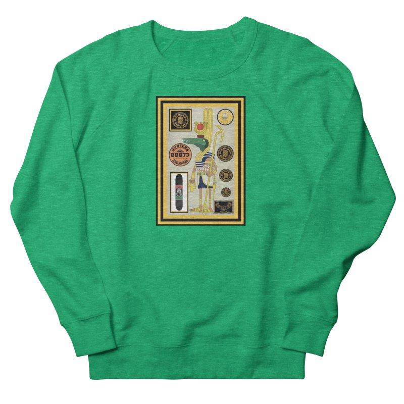 Sobek skate Symbiosis Women's Sweatshirt by BigBlackBiscuit's Artist Shop
